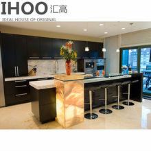 modern kitchen furniture contemporary hotel kitchen cabinet furniture RK044