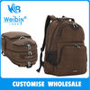 15 inch hot sale weibin laptop backpack for school students