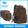 Weibin 15 inch hot sale garment suit school laptop backpack laptop bag