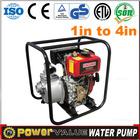 PUMP 2014 water pump kubota diesel engine(ZH40DP)