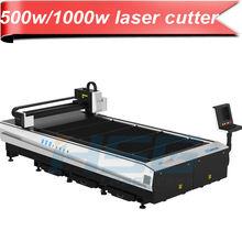 2014 atualizado máquina de corte a laser de corte aço usado para produtos de metal