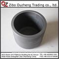 crisol para la fundición de aluminio