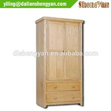 Flat Pack Cheap Funky Bedroom Wood Modular Bedside Wardrobe