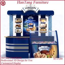 New Retail Candy Kiosk, Chocolate Kiosk Design, Dessert House Furniture, the Taste is Good!!!