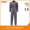 European Wuhan Factory Grey Orange Workers Overall Uniforms