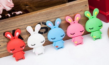 2014 new design beauty rabbit usb flash memory/usb flash memory 500gb