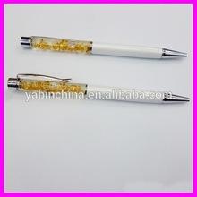 o mais novo 2014 qualidade superior atacado metal colorido brilhantemente caneta