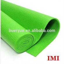 IMI Parts ISO9001 14001 RoHS Certificate Custom Printed Natural Anti-slip natural jute&pvc mat