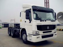 2014 howo 6x4 tractor head economic model zz4257n3247w for Benin