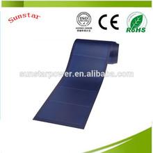 flexible solar panel 120w