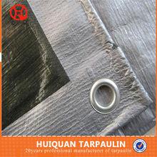 heat reflective aluminum tarps/foil reinforced plastic woven fabric tarps
