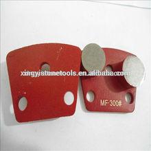 diamond floor polishing hand pads