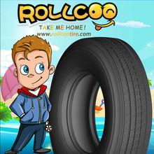 American urban road and highway road 12r22.5 steer tire