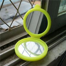 wholesale personalized designer compact mirror handbag mirror