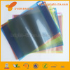 Waterproof self adhesive transparent book cover,Clear PVC transparent book cover