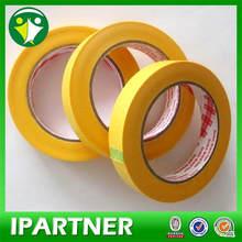 car distributor cap 110mic water based d/s adhesive cotton tape 50m