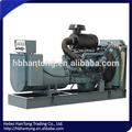 peso leve e de pequeno volume 220kw a 640kw man gerador diesel