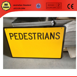 Factory supply high quality metal sign panel