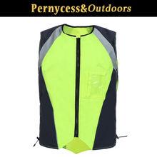 Motorcycle safety vest/ Reflective safety vest suit vest