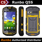 Gold supplier IPS gorilla glass Android 4.2 quad core dual sim 2MP+8MP ip67 runbo smartphone rugged