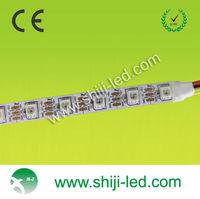 RGB LED Strip schwarz mit WS2812B 5050 SMD LEDs / WS2811 Controller