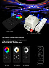 RGB/CT/Dimming RF remote LED controller wifi IOS Android system