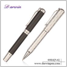 Famous brand luxury design expensive metal corrosion pen