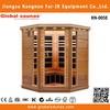 hot sale full hd seks tv sauna infrared sauna room KN-005E