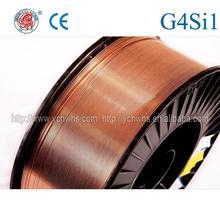 mig welding wire in gas: DIN EN ISO G4Si1