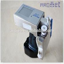 Handheld continuous digital pen logo printing machine ink jet printer