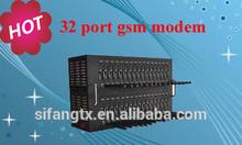 Based on 850/900/1800/1900mhz gsm modem 32 for sms sending