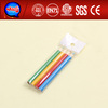 2014 hot selling good cheap color penci passed EN71-3, FSC Certification Color pencil china pencil factory