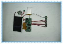 car video/dvd player video module