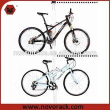 2 Bicycles Gravity Bicycle Storage Stand,suv bike rack