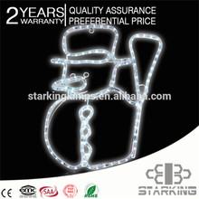 illuminated plastic acrylic 3d ball motif lighted led with ce rohs gs bs ul saa