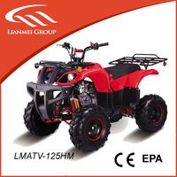 125cc four stroke Loncin engine atv cheap for sale