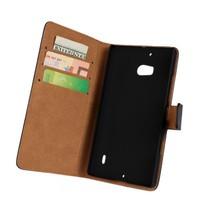 Fashionable flip Phone Case for Nokia Lumia 930 Phone Case for Nokia Lumia 930with Card Slot and Stand