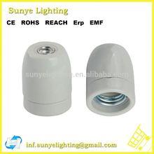 CE, VDE,SAA, RoHS, E27 Light Socket ,Bulb holder,table lamp bulb socket
