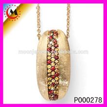 accessoires de mode bijoux birthstone bague pendentif personnalisé unique