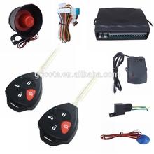 2014 Top quality new one way car alarm system 433.92 MHZ