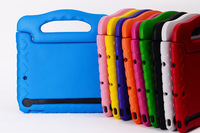 Colorful Silicone EVA Handbag Case For Apple ipad air/5 New EVA