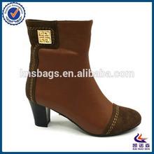 yeni tasarım İtalyan kış ayakkabı bot satış