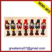 "Mini 4"" Nutcracker for Christmas Decoration,nutcracker solider,custom antique nutcracker"