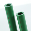 PPR Pipe Manufacturer Qreen Color Polypropylene Tubing