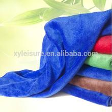 custom brand logo custom color custom size Microfiber Towel