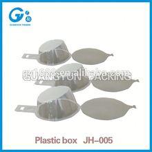 Transparent PET or PVC car electric lunch box