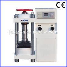 YES-2000 Digital Concrete Compressive Strength Testing Machine, Concrete Test Cube Mould