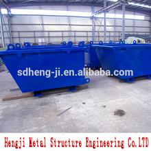 Stainless steel merrell bins