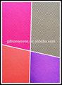el control de malezas tela de polipropileno no tejido para el jardín de la cubierta