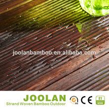 waterproof bamboo prefab decks